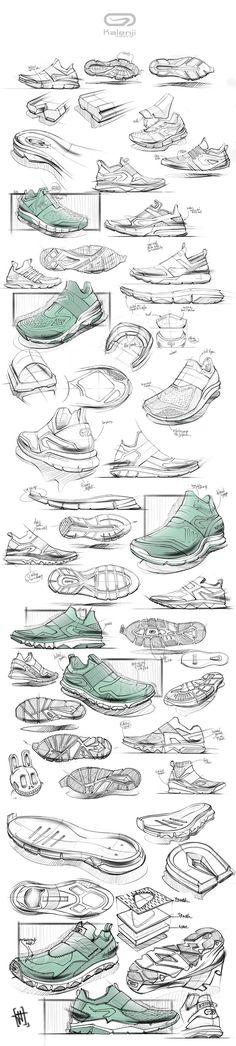 Sketch Book 15-16 on Behance