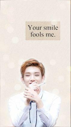 #Joshua #Jisoo #Seventeen #wallpaper his eyesmile so