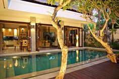 Villa Siam - The perfect holiday villa for families offering space, size and central Seminyak locale within easy level walk restaurants, shopping, grocery stores and beaches