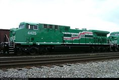 RailPictures.Net Photo: FSSR 4425 Ferro Sur GE AC4400CW at Chattanooga, Tennessee by ke4aik