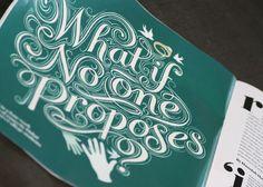 Illustrator Kate Forrester, love her lettering Typography Quotes, Typography Letters, Typography Design, Types Of Lettering, Hand Lettering, Graphic Design Inspiration, Creative Inspiration, Handwritten Letters, Cursive