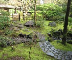Slide Show: Japanese Garden Paving | Home & Garden Design for the Northwest | Portland Monthly