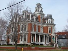 Parker-Ficke House, Davenport, Iowa