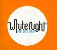 Image result for white night logo