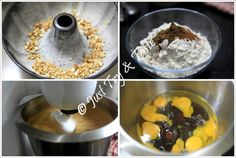 Resep Bolu Rampah Khas Makassar JTT Bread Recipes, Cake Recipes, Cooking Recipes, Resep Cake, Cooking Cake, Makassar, Indonesian Food, Cake Cookies, Diy And Crafts