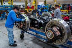 The Siemens plant in Sacramento. Credit David Paul Morris/Bloomberg