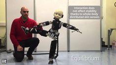 iCub Balancing On One Foot While Interacting With Humans, Futuristic Robots, CoDyCo, Koroibot, Robotics, Francesco Nori, Future Technology