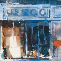 Marc Folly | Artiste peintre – Painter
