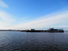 Southend Pier - longest pleasure pier in the world!