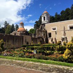 Convento del Desierto de los Leones.