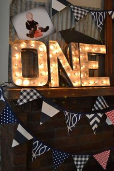 There's always a favorite – the favorite element of a party. For Henry's bash, it was the ONE marquis letters. Not only did they turn out better than I anticipated, everyone went crazy over them and no one could believe I did them myself. Now, I'll share how I made them and hopefully help you …