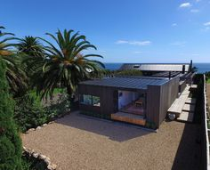 The Waiheke design and build flowed well for a large home on a difficult site. Photo / supplied