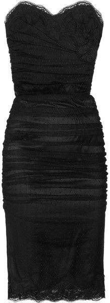 Dolce & Gabbana ~ Lace Bustier Dress