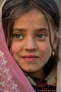 Portrait of Children Hunza Pakistan Photo by mohd ismail —