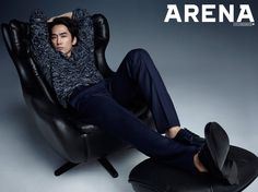 The June edition of Arena Homme Plus will have a flavor of YUM as Song Seung Heon, who's extra delectable dressed in Dior Homme suits, graces its pages. Song Seung Heon, Picture Song, Love Of A Lifetime, Classy Suits, Handsome Korean Actors, Asian Love, Korean Entertainment, Korean Men, Korean Style