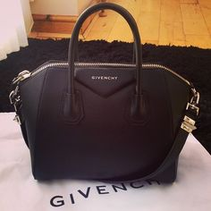 b3d84888d49b Classy yet traditional givenchy black and gold tote. Claire Bellour · Bags. See  more