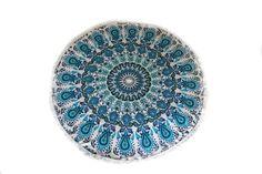 Round towel Mandala!