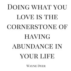 Do what you love! ❤️