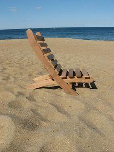 Silla de playa grande de hombre por crycreations en Etsy