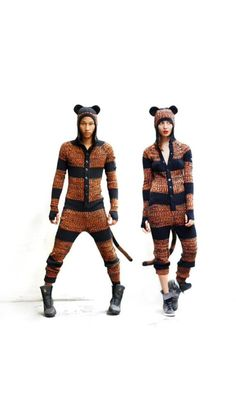 I still just can't get over this. I try but I can't. A crochet onsie for adults. I can hardly handle it. pic.twitter.com/Txmvrbecfn