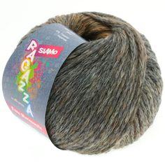 SIAMO (Ragazza) 05-camel / gray mix