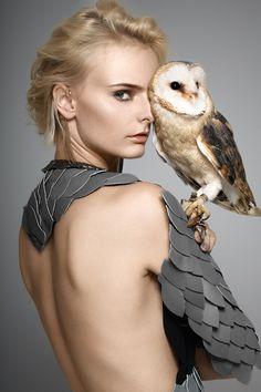 Make up/ Hair/ Style : Klaudia Utnicka Modelka: Iza Izabela Skreczko Fotograf: Karolina Harz