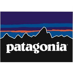 patagonia logo - Google Search #patagonia www.Slippers.com