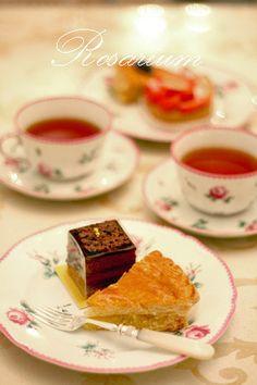 *Tea Time*|*Rosarium*