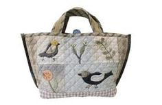 yoko saito bag  - bird bag kit - http://shop.quilt.co.jp/en/default.asp?bunrui1=5=34=12707=1=