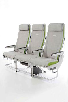 Hamburg: Recaro Aircraft Seating nominated for the 2013 Crystal Cabin Award