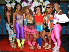 LADii LiVE: How to Throw an '80s Inspired Roller Skating Party...