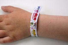 Weiteres - das original Info-Armband*Urlaubs-Begleiter © - ein Designerstück von sternchen-design bei DaWanda