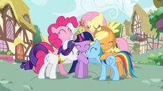 Hugs of Pony