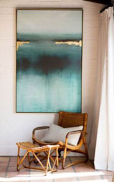 Inside a Power Couple's Bohemian Palm Springs Home is part of painting Inspiration Interior - When it comes to Palm Springs, we expect nothing less than major interior design style, and this young couple's family home doesn't disappoint Palm Springs Häuser, Deco Design, Design Design, Design Blogs, Design Websites, Floor Design, Easy Home Decor, Home Decoration, Home And Deco
