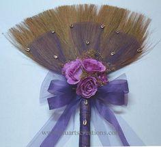 wedding brooms for african american weddings Renewal Wedding, Next Wedding, Dream Wedding, Wedding Stuff, Wedding Broom, Wedding Ceremony, Reception, Wedding Party Favors, Wedding Wishes