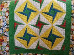 Pinwheels in Diversity via Craftsy