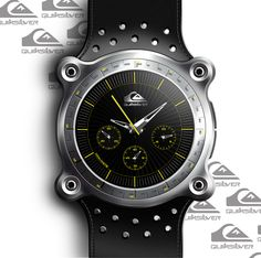 Quiksilver & Volcom Watch Concepts by Scott Marsden at Coroflot.com
