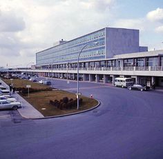 Aéroport de Montréal-Dorval, 1964, VM94-Ad1-05 by Archives de la Ville de Montréal, via Flickr Montreal Ville, Montreal Quebec, Quebec City, Westminster, Toronto, Canada Eh, Canada Travel, Woodstock, Old Photos