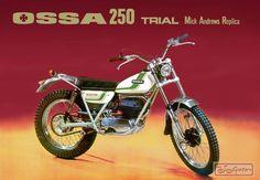 Ossa Trial Bike, Street Tracker, Trail Riding, Classic Bikes, Bike Stuff, Mk1, Custom Bikes, Vespa, Motorcycles