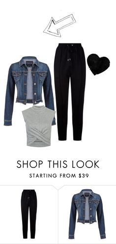 """""""2WS"""" by claudia-ut on Polyvore featuring moda, Givenchy y maurices"""