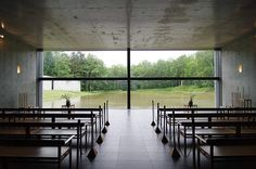1988 | Chapel on the water | 水の教会 | Tomamu, Hokkaido
