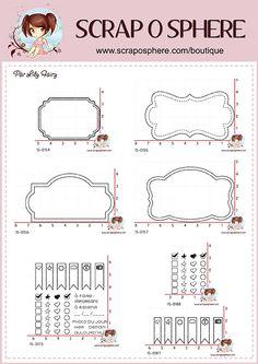 Nouveaux tampons par Lily Fairy