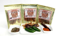 Christmas gift countdown #13: Spicy Bacon Jerky Combo http://shop.gifts.com/produ…/bacon-jerky-combo-3-pack-spicy…