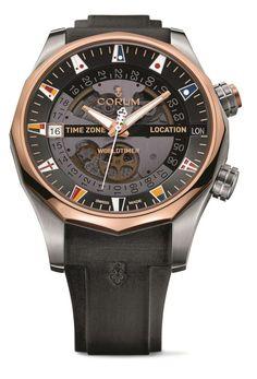 25 Best GMT watches 2016 images   Men's watches, Clocks