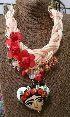 Frida khalo Carlos hidalgo accesorios