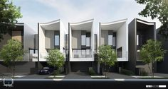 Cedar Woods Plans New Residential Development for Wooloowin ~ Great pin! For Oahu architectural design visit http://ownerbuiltdesign.com