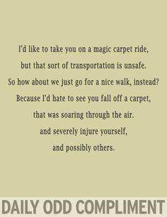 """""""Magic Carpet Ride"""""""