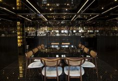 Konsolos Restaurant by GeoID, Istanbul – Turkey » Retail Design Blog
