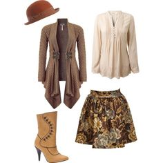 more Steampunk everyday by crystal-webster-caron on Polyvore featuring polyvore, fashion, style, Lipsy, EAST, Miss Selfridge, Jigsaw and clothing