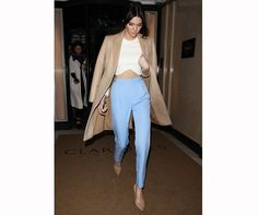 17 Times Kendall Jenner Rocked A Crop Top (And Won) | Look